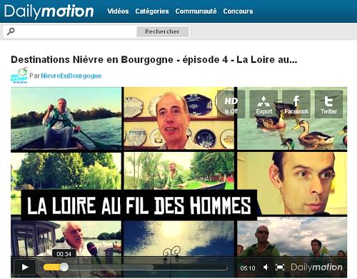La Loire au fil des Hommes / Destinations Nièvre / épisode 4